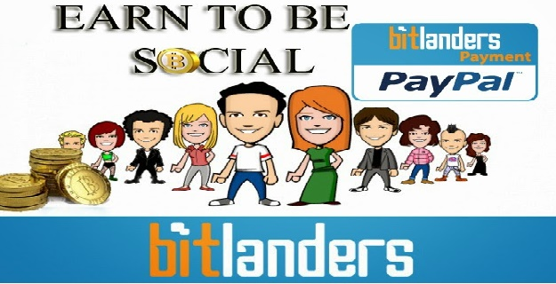 Earn on Bitlanders