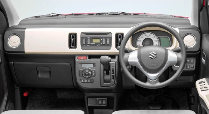 Pics of Suzuki Alto 660 CC in Pakistan